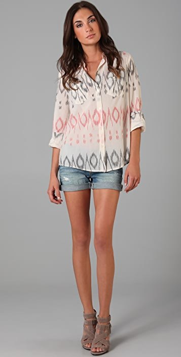 Scotch & Soda/Maison Scotch Pasadena Denim Shorts