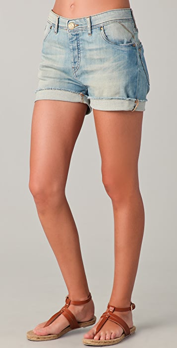 Scotch & Soda/Maison Scotch No. 2 Boyfriend Shorts