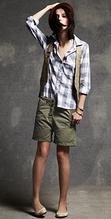 Scotch & Soda/Maison Scotch Workwear Carpenter Shorts