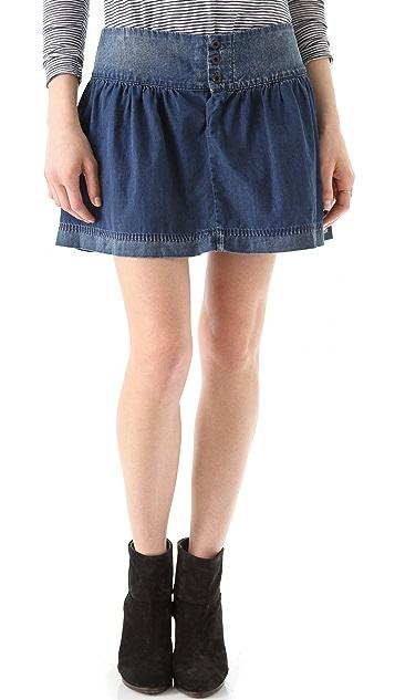 Scotch & Soda/Maison Scotch Denim Skirt