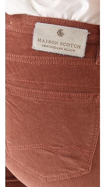 Scotch & Soda/Maison Scotch Le Voyage Corduroy Pants