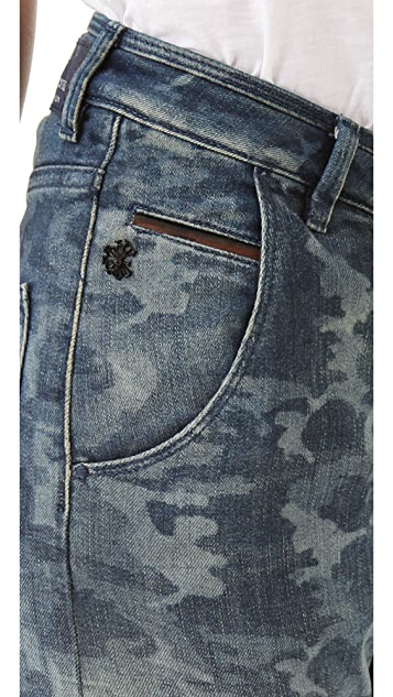 Scotch & Soda/Maison Scotch Mademoiselle Cropped Slim Jeans