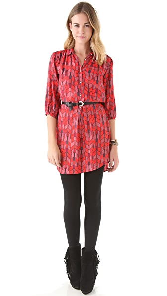 Scotch & Soda/Maison Scotch Tunic Dress