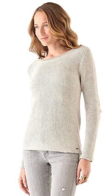 Scotch & Soda/Maison Scotch Rib Knit Sweater