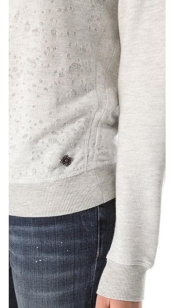 Scotch & Soda/Maison Scotch Biker Sweatshirt