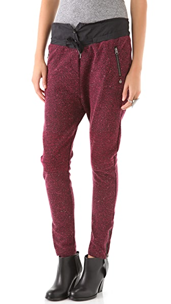 Scotch & Soda/Maison Scotch Knit Sweatpants with Drawstring