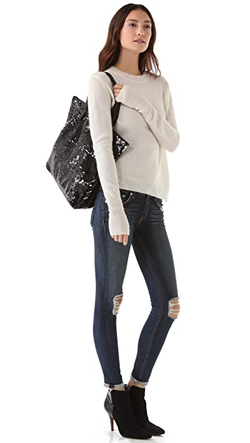 Scotch & Soda/Maison Scotch Shiny Fashion Shopper