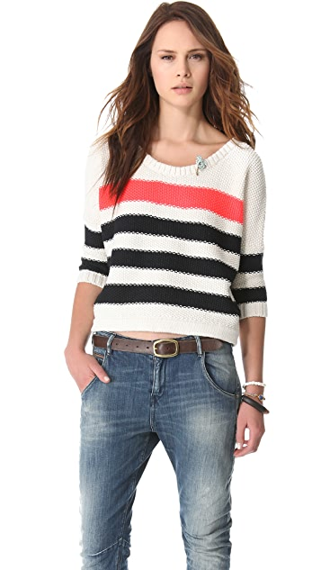 Scotch & Soda/Maison Scotch Nautical Inspired Sweater