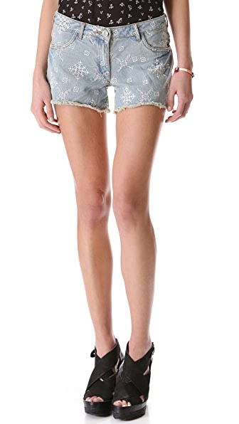 Scotch & Soda/Maison Scotch Denim Shorts