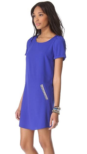 Scotch & Soda/Maison Scotch Short Sleeve Dress