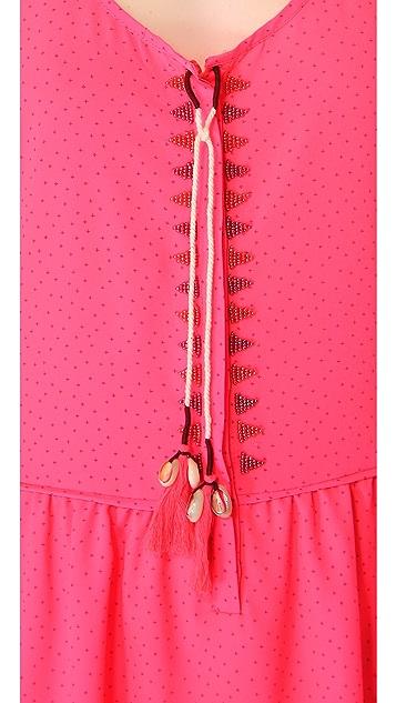Scotch & Soda/Maison Scotch Sleeveless Summer Dress