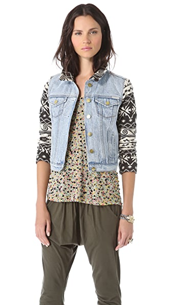 Scotch & Soda/Maison Scotch Authentic Trucker Jacket