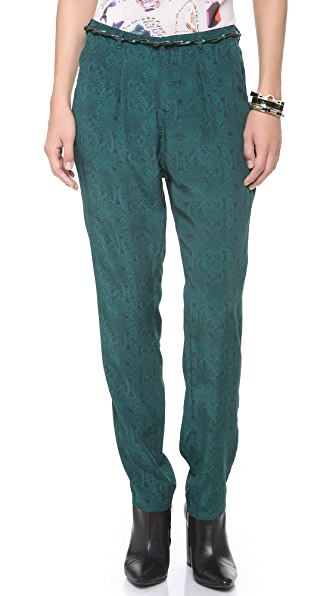 Scotch & Soda/Maison Scotch Print Slouchy Pants