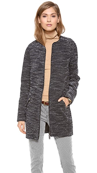 Scotch & Soda/Maison Scotch Sparkle Long Jacket
