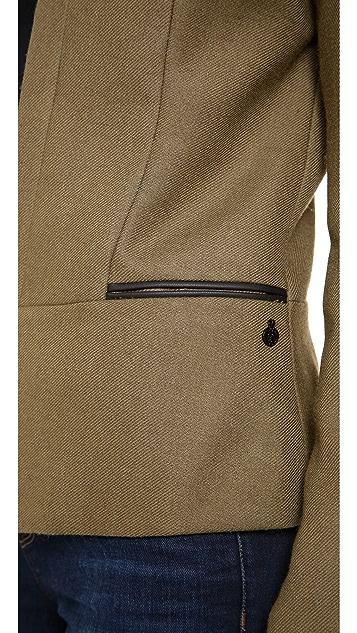 Scotch & Soda/Maison Scotch Clean Tailored Blazer