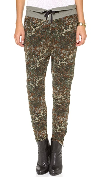 Maison Scotch Biker Sweatpants