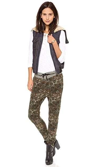 Scotch & Soda/Maison Scotch Biker Sweatpants