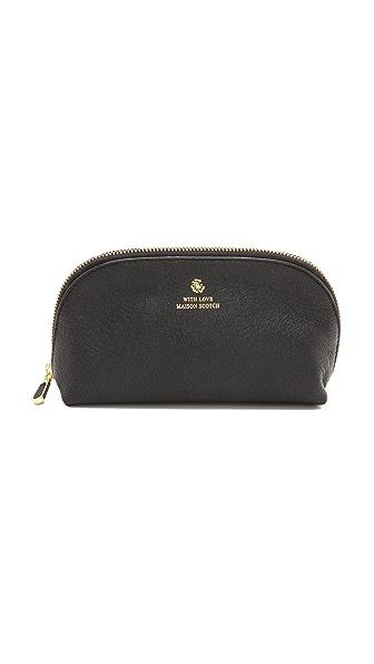 Maison Scotch Makeup Bag