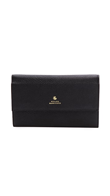 Scotch & Soda/Maison Scotch Travel Wallet