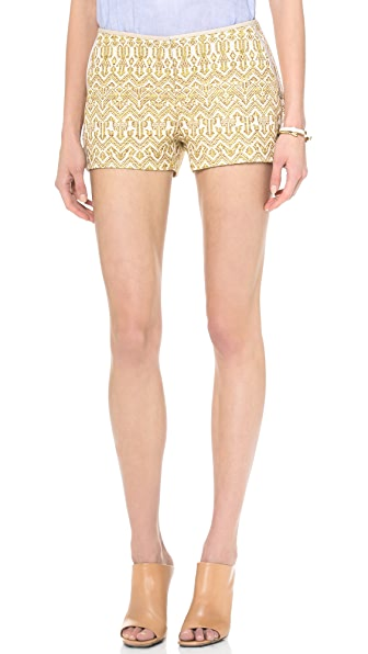 Scotch & Soda/Maison Scotch Jacquard Shorts