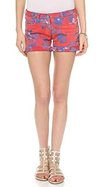 Scotch & Soda/Maison Scotch Hawaii Printed Shorts