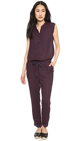 Scotch & Soda/Maison Scotch Silky Jumpsuit