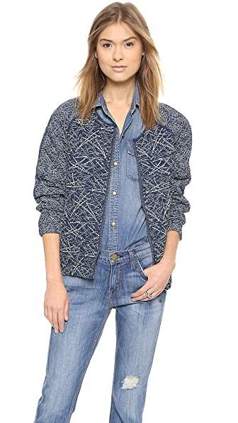 Scotch & Soda/Maison Scotch Quilted Jacket