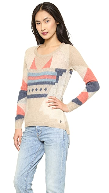 Scotch & Soda/Maison Scotch Multi Knit Sweater