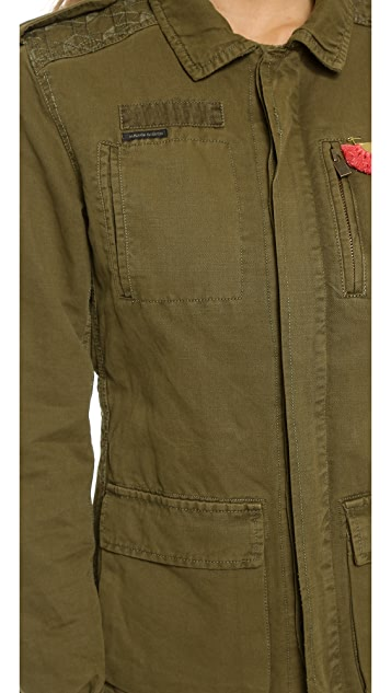 Scotch & Soda/Maison Scotch Summer Military Jacket