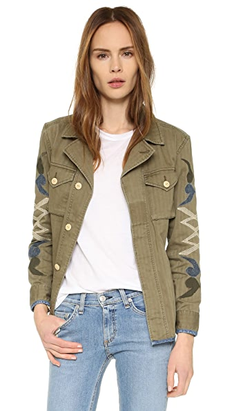 Scotch & Soda/Maison Scotch Army Jacket