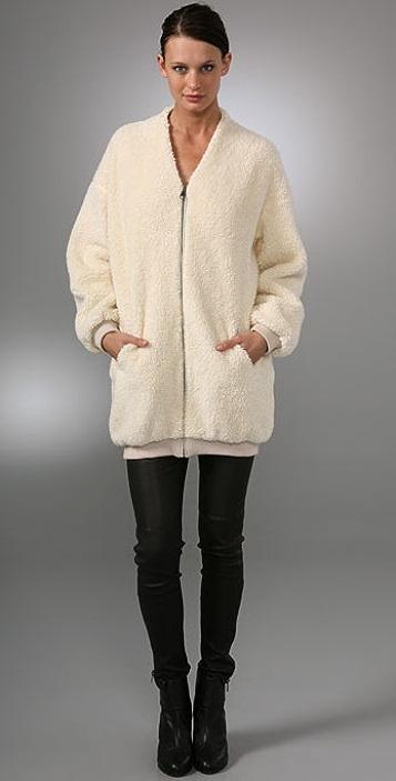 MM6 Zip Front Jacket