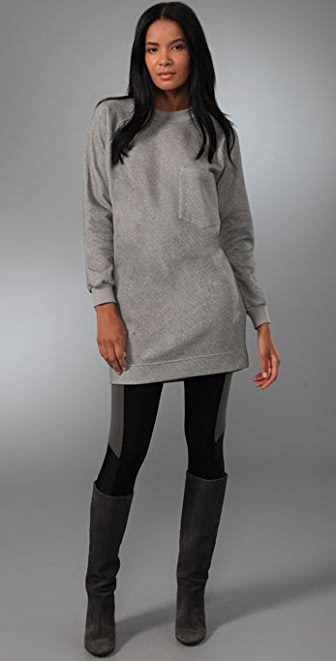 MM6 Sweatshirt Dress