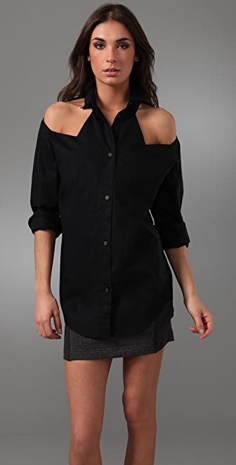 MM6 Button Down Shirt
