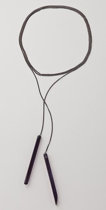 MM6 Wrap Necklace