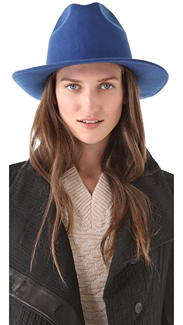 MM6 Felted Wool Hat