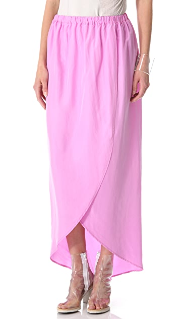 MM6 Overlap Skirt / Dress