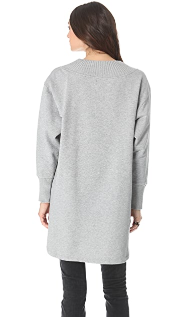 MM6 Oversized Sweatshirt