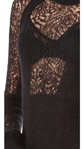 MM6 Sweater Dress