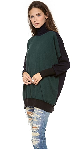MM6 Turtleneck Sweater