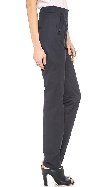 MM6 High Waisted Pants
