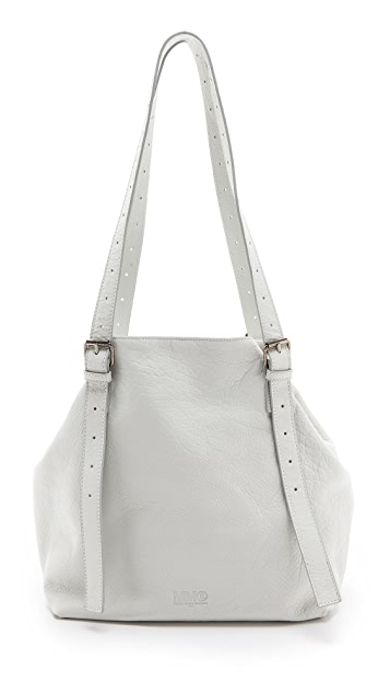 MM6 Leather Tote