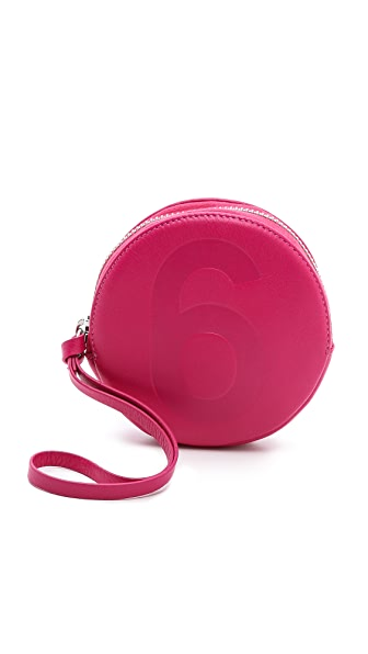 MM6 6 Small Circle Clutch