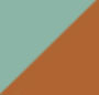 Aqua/Brown/Grey
