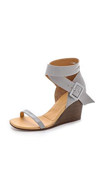 MM6 Wedge Sandals