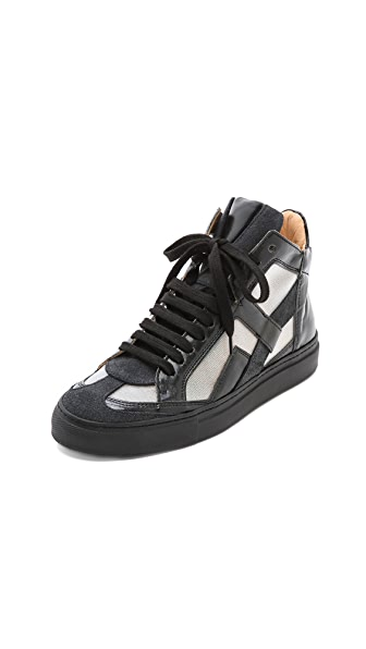 MM6 High Top Sneakers