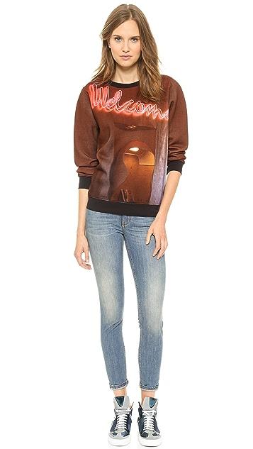 MM6 Welcome Sweatshirt