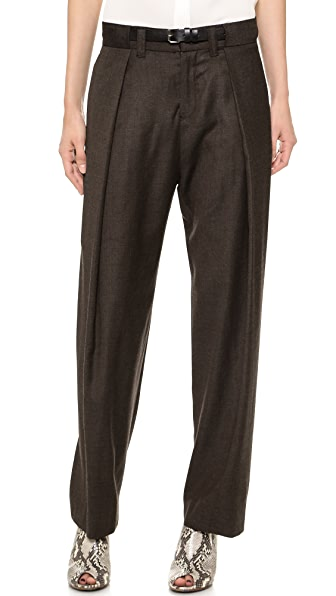 MM6 Pleated Trousers