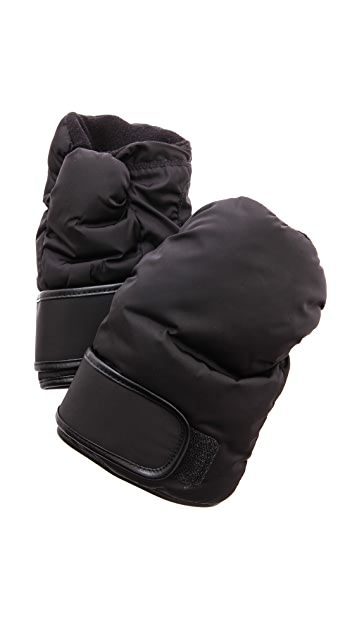 MM6 Fingerless Mittens