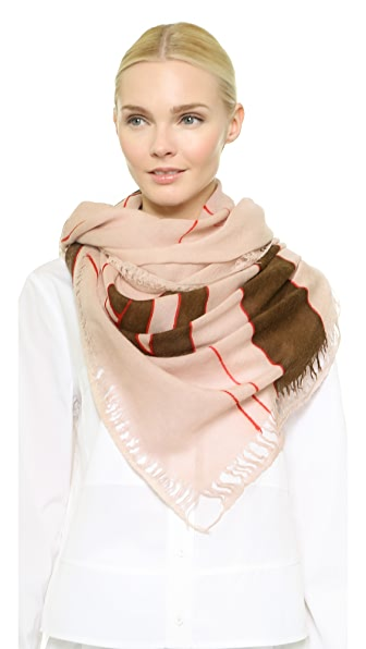 Maiyet Hand Paint Scarf