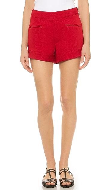 Maiyet Cuffed Mini Shorts